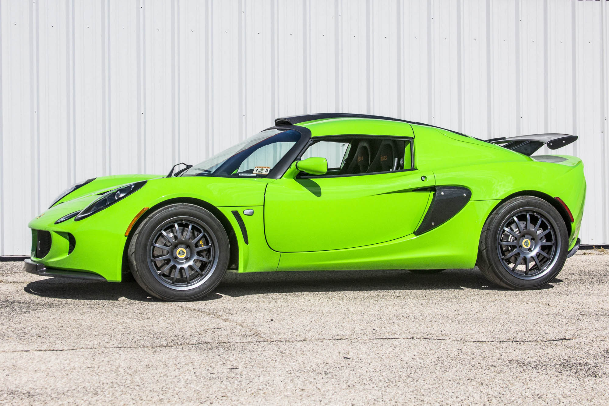 Jerry Seinfeld's Green Lotus Is for Sale in Texas - Bloomberg