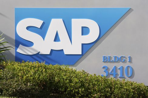 SAP Courts Startups From Health to Retail to Gain Edge on Oracle