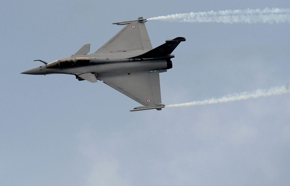 French Jet Deal to Be Examined by India Court in a Blow to Modi