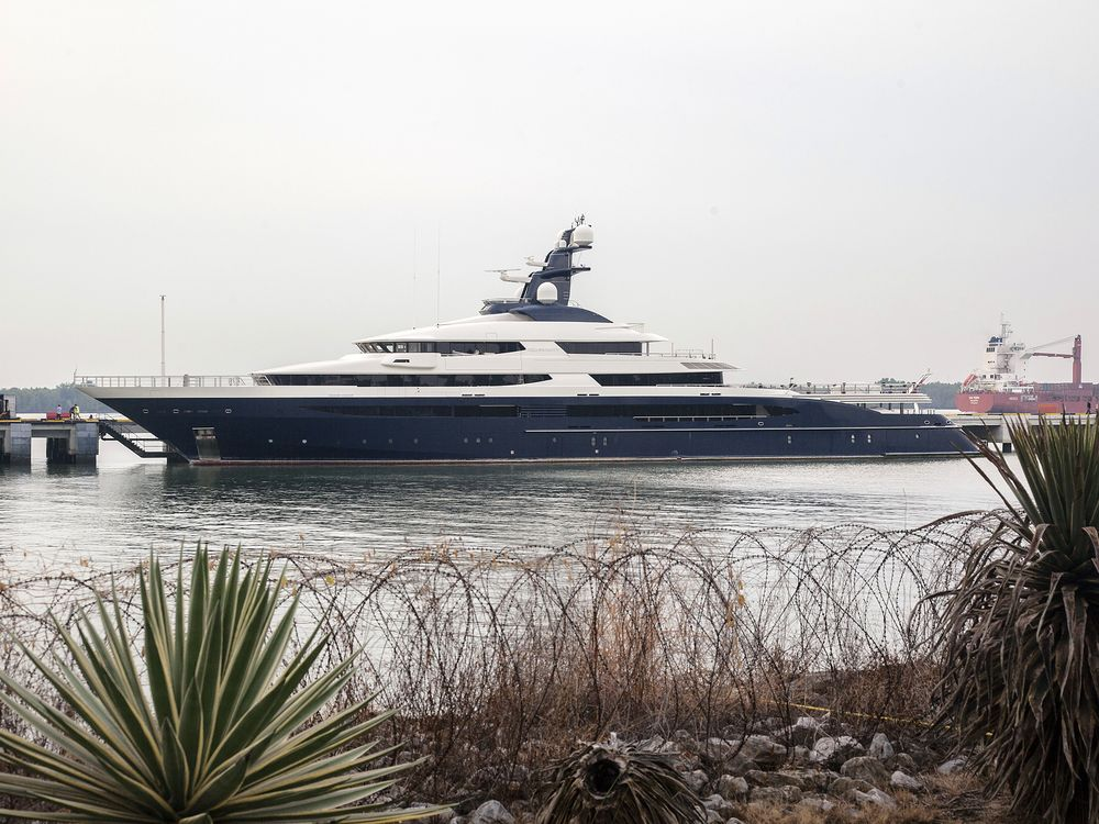 Malaysia Seeks Quick Sale of Jho Low's Yacht as Costs Mount
