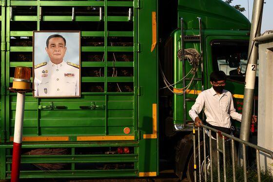 Thai Premier Survives No-Confidence Vote as Protest Looms