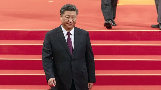 What Xi Means by 'Disorderly Capital' Is $1.5 Trillion Question