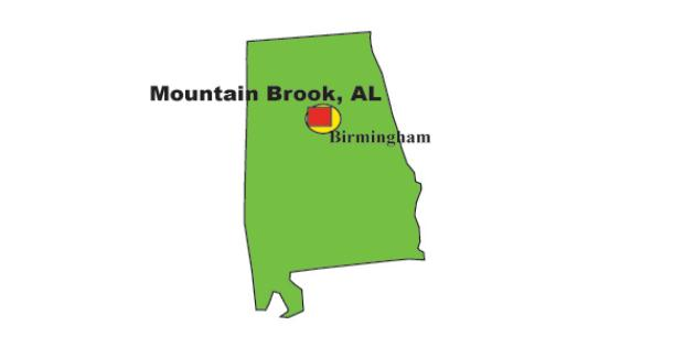 Most Expensive Suburb in Alabama: Mountain Brook