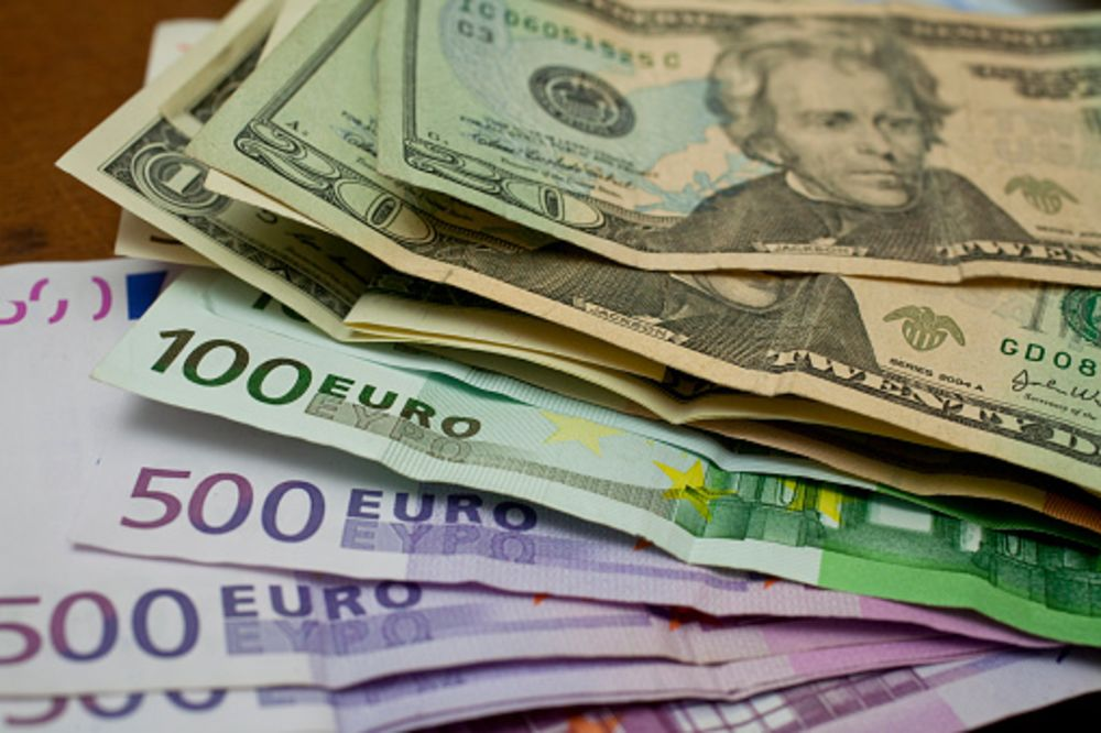 Reversal Of Fortune In Dollar Euro