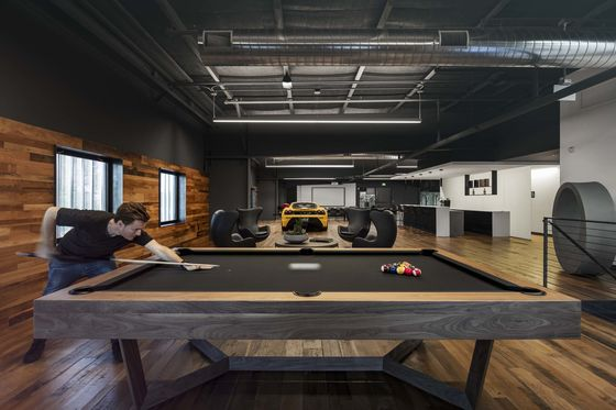 Soho House Meets EZ Park at Next-Generation Car Clubs