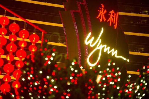 In Macau's Casinos, the House Loses