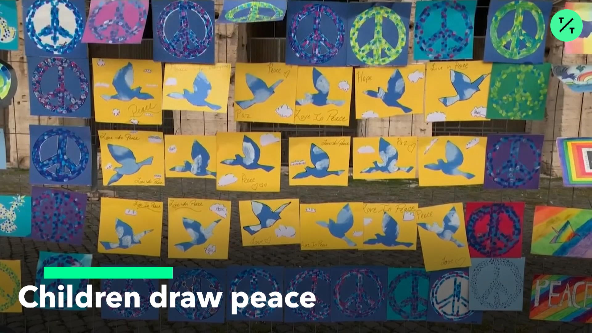 Children Draw Peace