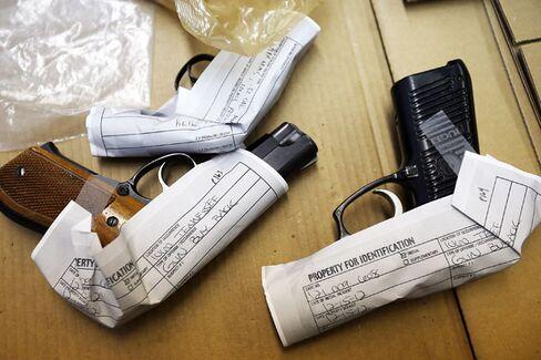 Good News on Gun Violence Could Shape Gun Control Debate