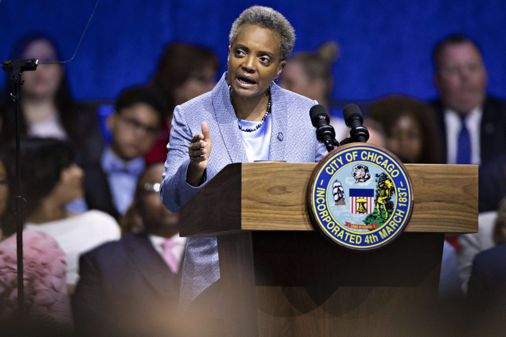 The Latest: New Chicago Mayor Delivers on Reform Pledge - Bloomberg