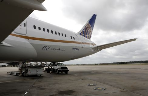 United Scrubs 787 Flights Almost Four Times More Than Other Jets