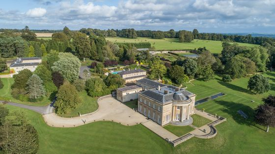 Global Rich Trigger 1,900% Sales Surge for U.K. Country Estates