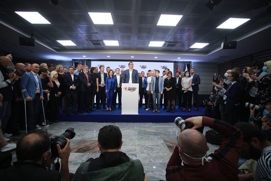 Serb Vote Hands President's Party Total Power Over Nation