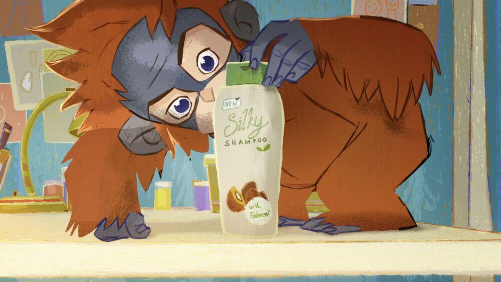 Viral Orangutan Ad on Deforestation Slammed by Palm Oil Industry