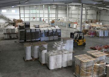 Units factory filter cigarettes
