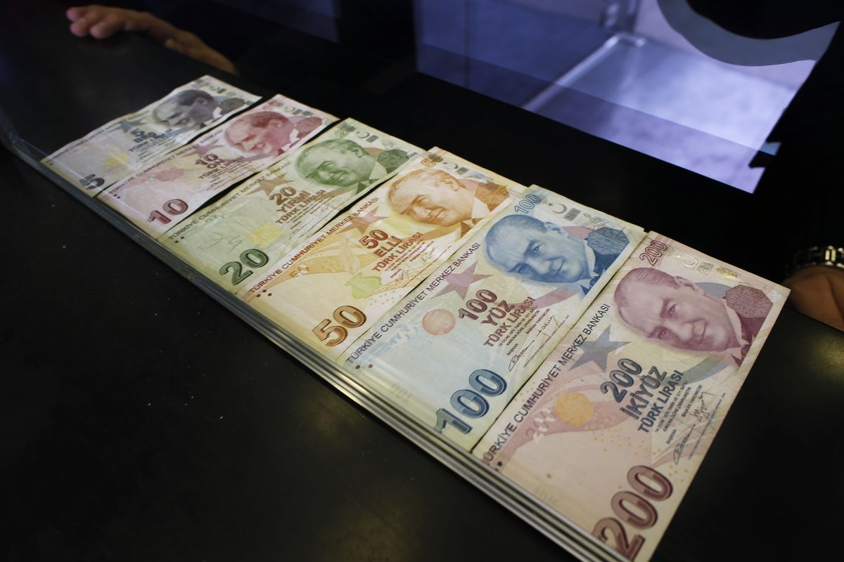 Turkish Credit Risk Overtakes Greece's as Drama Unfolds