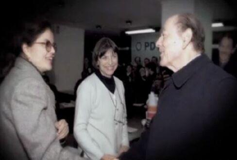 Rousseff and Leonel Brizola.