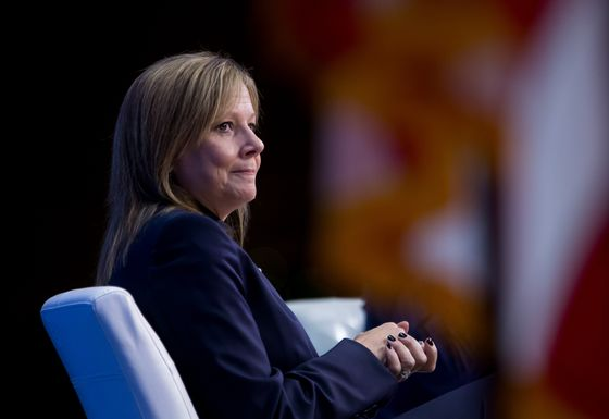 GM CEO Mary Barra to Head Blue Chip Business Roundtable Lobby