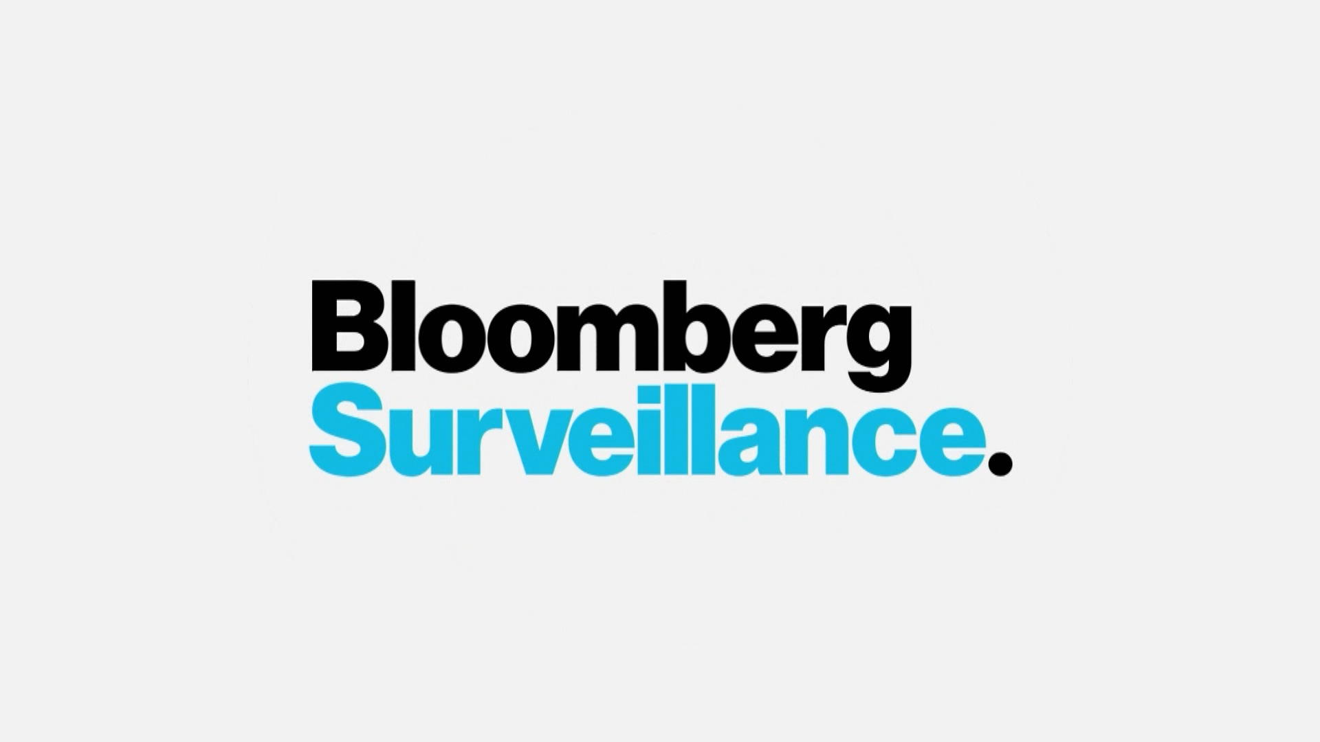 Bloomberg Surveillance' Full Show (03/13/2019) - Bloomberg