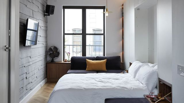 A 350 Square Foot Apartment Is On The Market For 750 000