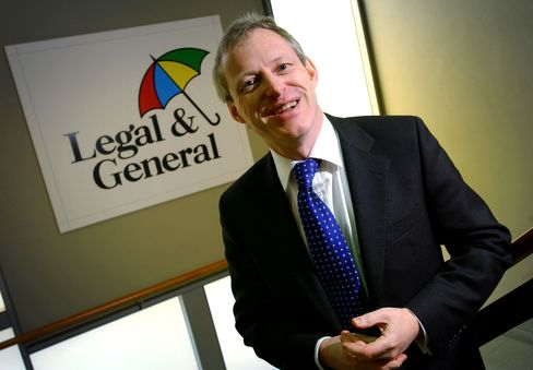 Legal & General Group Plc CEO Tim Breedon