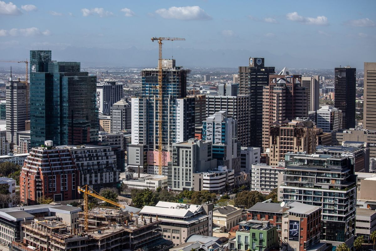 S. Africa GDP Far From Pre-Covid Levels Even as Recession Ends