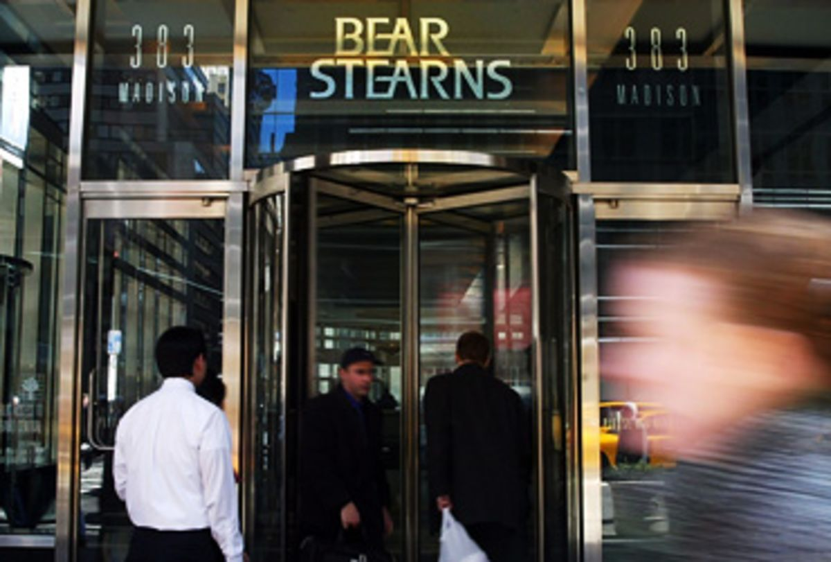 bear stearns research paper Case study -please take examples from the case of how the three intermediary risks: credit, market, and liquidity, brought down bear stearns research paper [meteor_slideshow slideshow=arp2″] please take examples from the case of how the three intermediary risks: credit, market, and liquidity, brought down bear stearns.