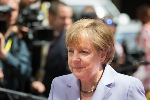 European Leaders Meet As Race For Greek Bailout Nears End