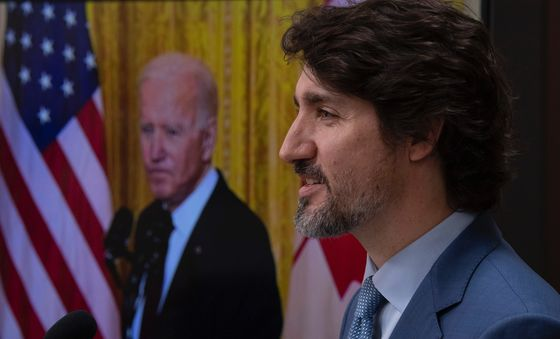Biden-Trudeau Climate Plan May Target Polluting Trade Rivals