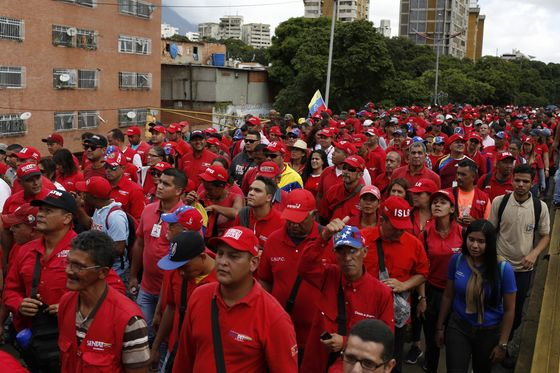 Venezuela Now Has Two Presidents Dueling for Control of Country
