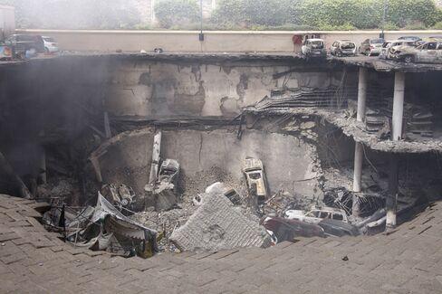 Kenyan Mall Siege