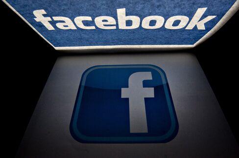 Facebook Falls on Revenue Per User Slump