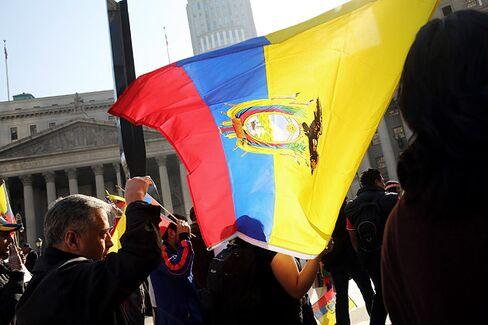 Ecuadorians Win the Right to Pursue Chevron in Canada