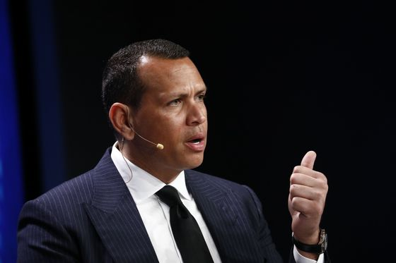 A-Rod Joins Blank-Check Derby to Build the 'Yankees of SPACs'