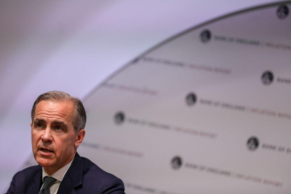 Carney Dismisses Johnson's No-Tariff Plan for No-Deal Brexit