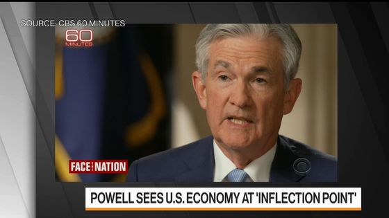 Powell Says Economy Poised for Stronger Growth, Virus a Risk