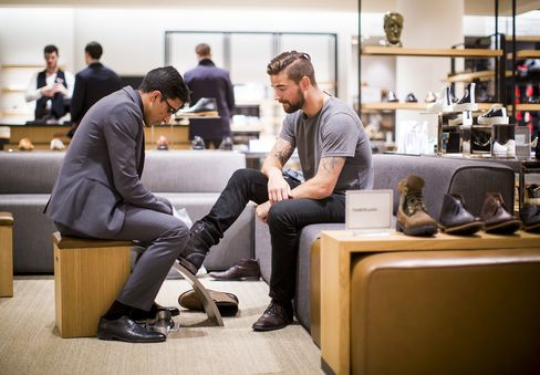 Inside A Nordstrom Inc. Store Ahead Of Earnings Figures