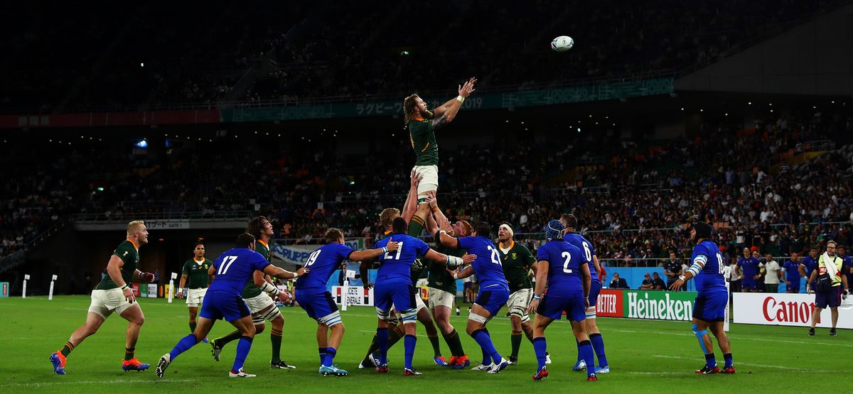 Rugby Distracts Traders as Springboks Tackle Key World Cup Game