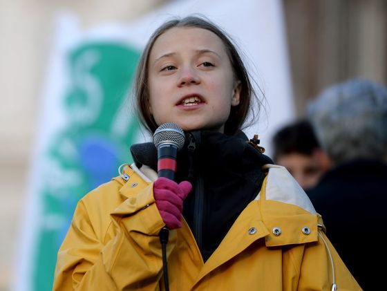Greta Gives Thumbs Down to Europe's Landmark New Climate Law
