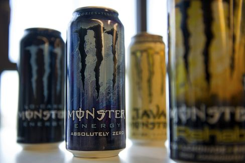 Monster Energy Drinks Cited in Death Reports, FDA Records Show