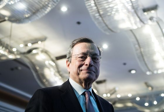 Whatever He Takes Next, Draghi Probably Won't Vanish After ECB