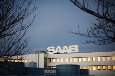 Chinese-Japanese Consortium Said to Buy Bankrupt Saab Automobile