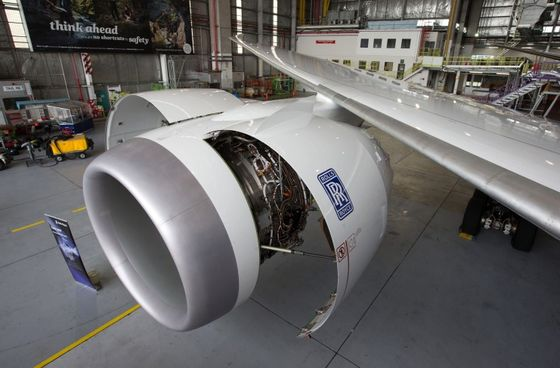 Boeing 787 Groundings to Worsen on Engine Checks, Rolls Says