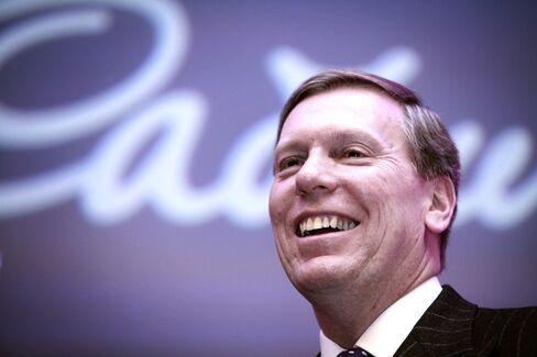 Former Cadbury Plc CEO Todd Stitzer