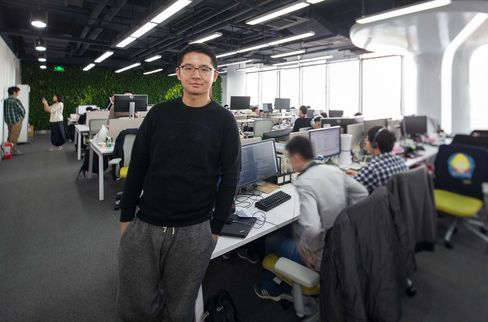 Yin Qi's Beijing-based facial recognition software startup Megvii has piqued the interest of Jack Ma.