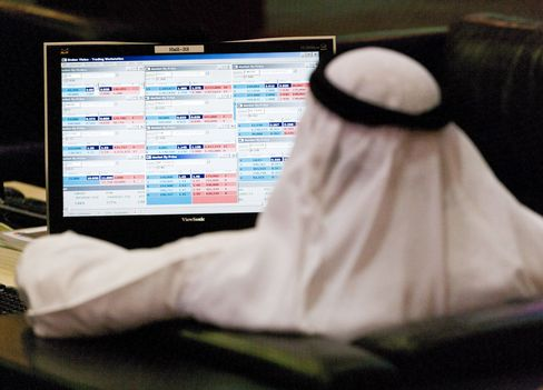Dubai Stocks Drop on Speculation Rally Overdone Given Cyprus