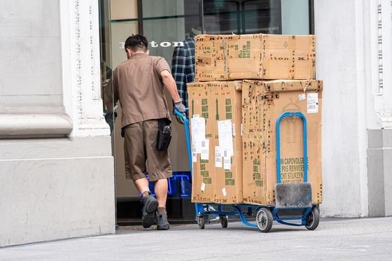 UPS to Acquire Same-Day Delivery Startup Roadie to Speed Service