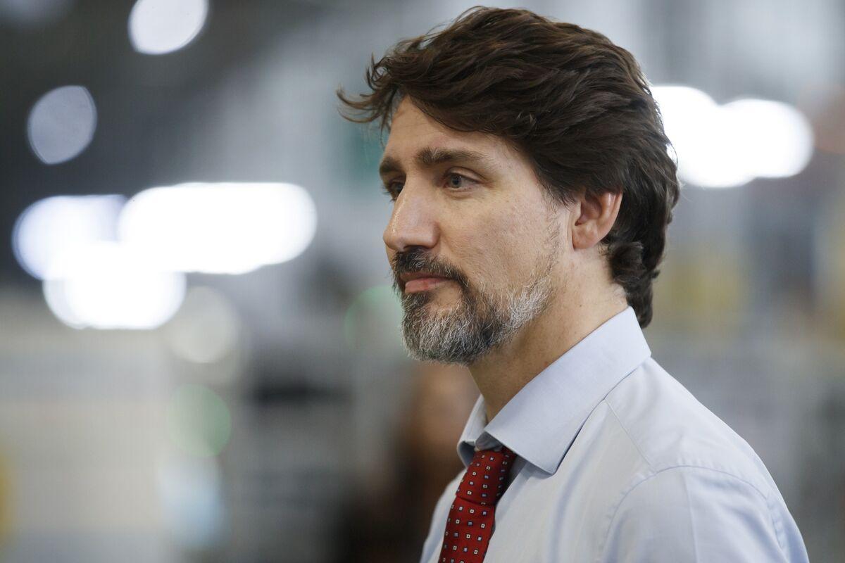 Rail Blockades Force Trudeau to Scrap UN Lobbying Push