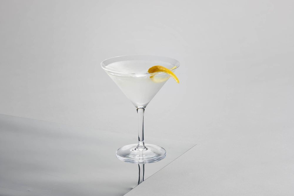How to make a perfect dry gin martini