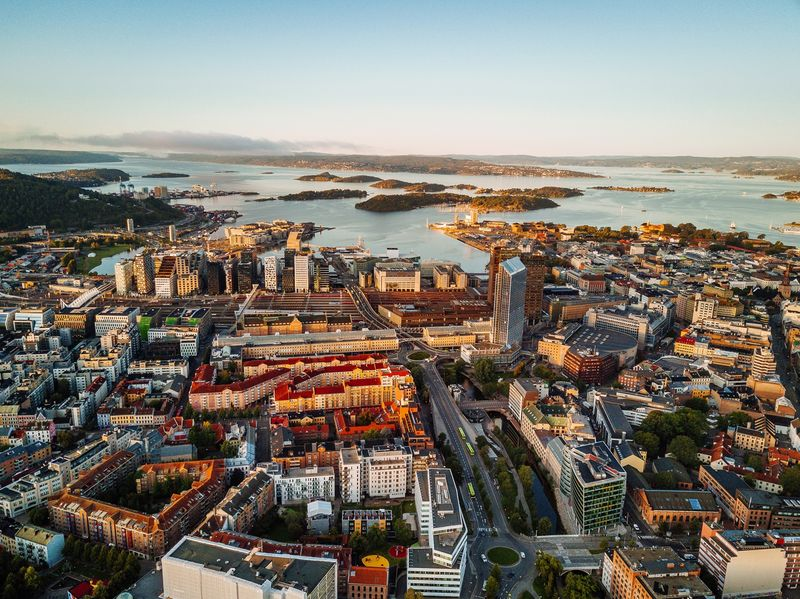Norway Unseats the U.S. as Best Place to Be in Pandemic