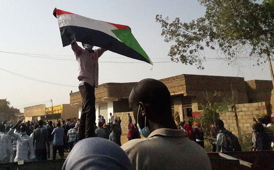 Ex-Bashir Aide Says Change Possible as Protests Rock Sudan